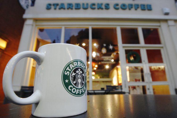 Starbucks, xícara